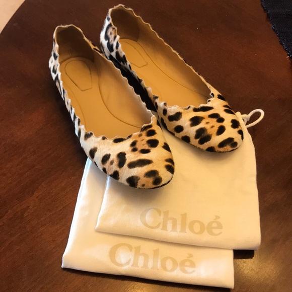 Chloe Shoes | Chlo Calf Hair Leopard